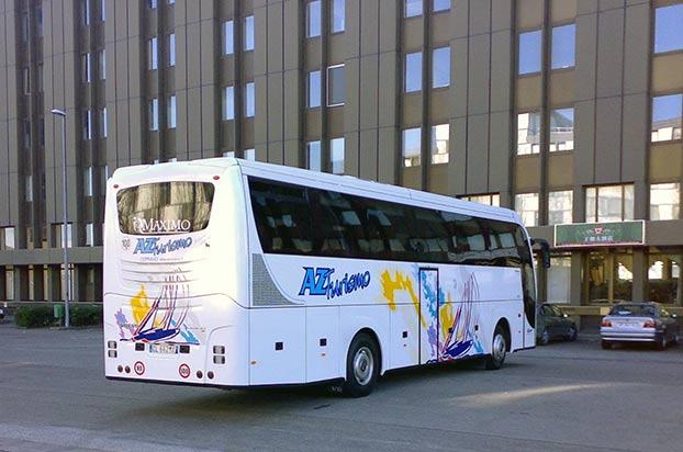 Volvo Genesis Rent Buses Az Turismo